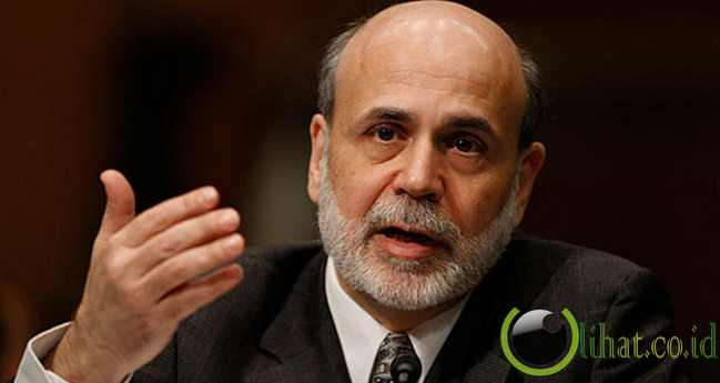 Ben Bernanke (Gabenor bank sentral)