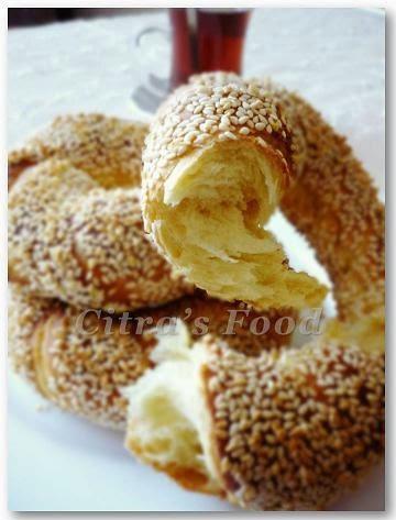 #Simit / #Turkish bagel, making at home | Citra's Home Diary. #turkishbagel #simittarifi #bagelrecipe #resepmakananturki #bagel #breakfastbagel