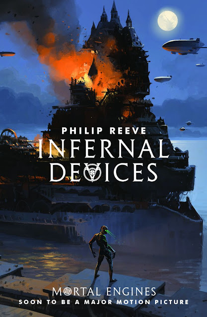 infernal devices book cover by ian mcque