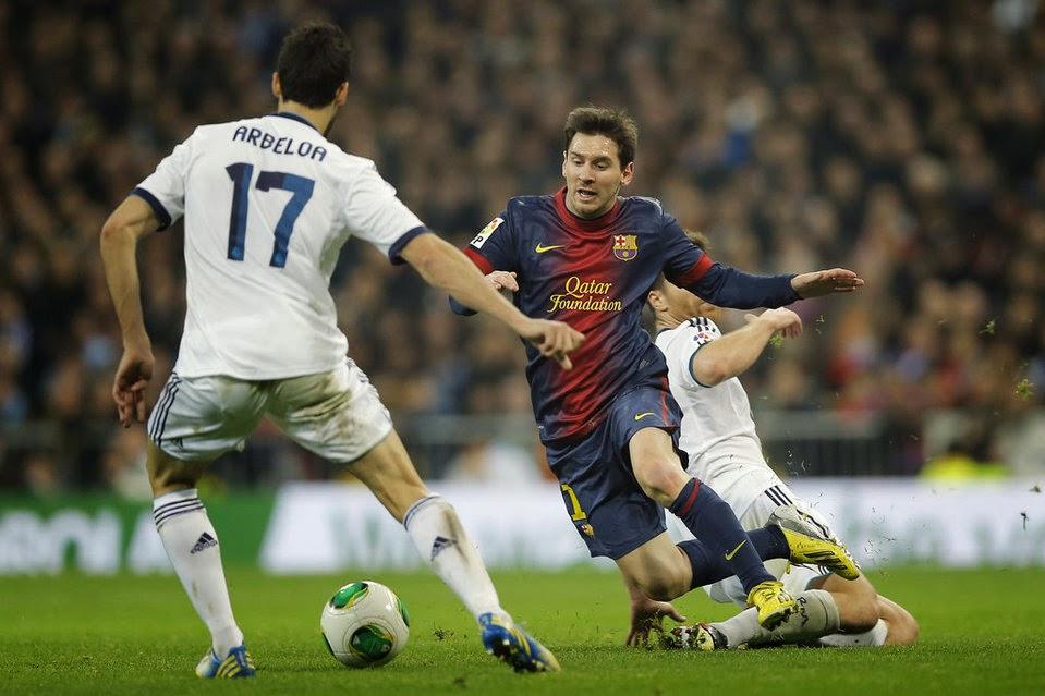 Barcelona - Real Madrid en la Copa del Rey