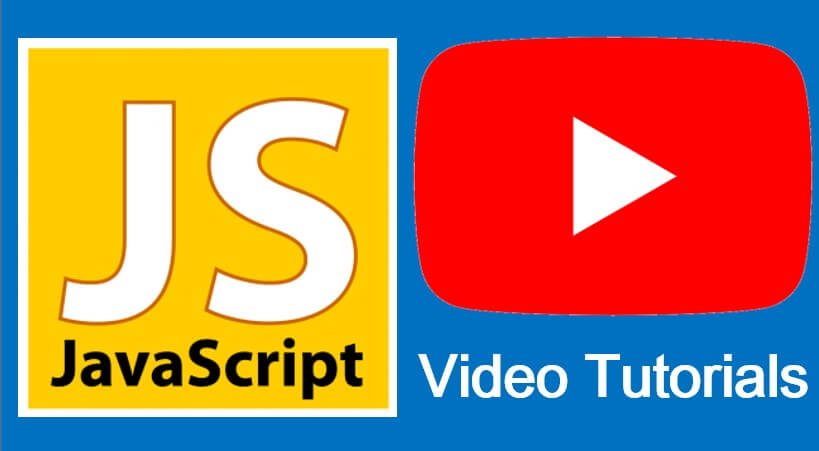 जावास्क्रिप्ट वीडियो ट्यूटोरियल्स