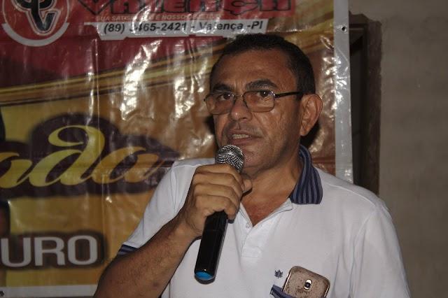 Ronaldo Barbosa enaltece conquista de Cícero do Cabana e fala pela primeira vez em eleições 2020