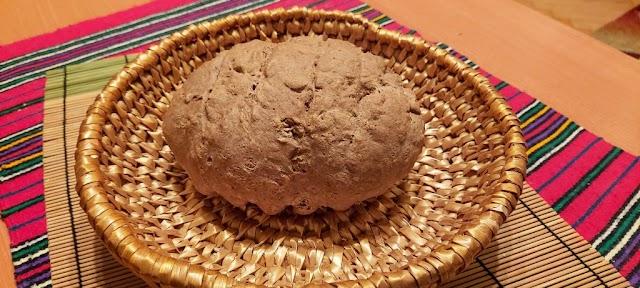 Szénhidrátcsökkentett kenyér recept