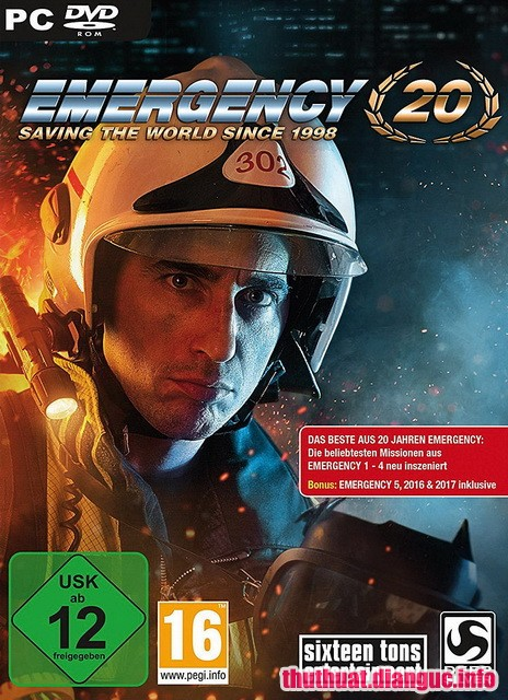 Download game mô phỏng Emergency 20 Plaza Fshare