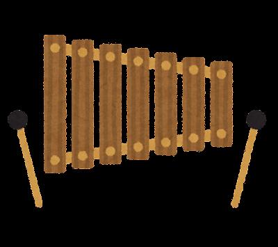 木琴のマーク