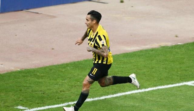 AEK - Λαμία 1-0 :  Λύτρωση με Αραούχο πριν την ''Τούμπα''