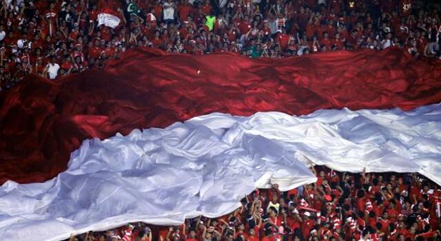 Lirik Lagu Indonesia Bersatulah