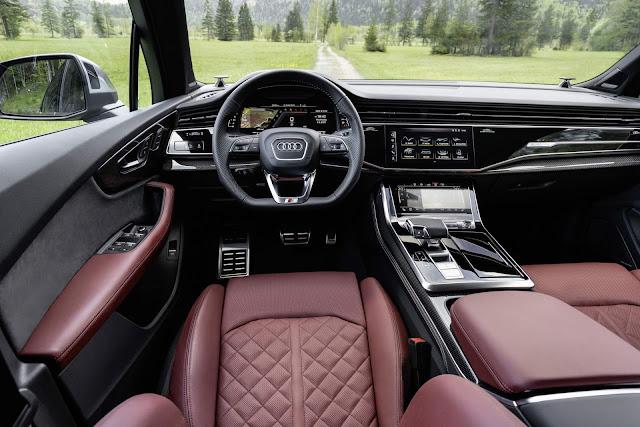 Audi SQ7 2021 V8 TFSI