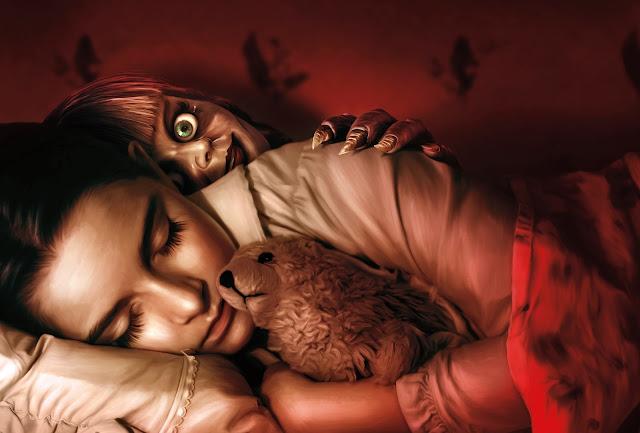 """Homem morre enquanto assistia """"Annabelle 3"""" no cinema da Tailândia"""