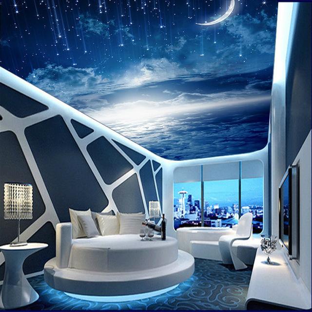Master bedroom false ceiling design
