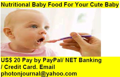 Nutritional Baby Food For Your Cute Baby pregnancy book