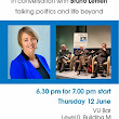 It's all about the writing: Nicola Roxon in conversation with Bruno Lettieri - Rotunda in the West