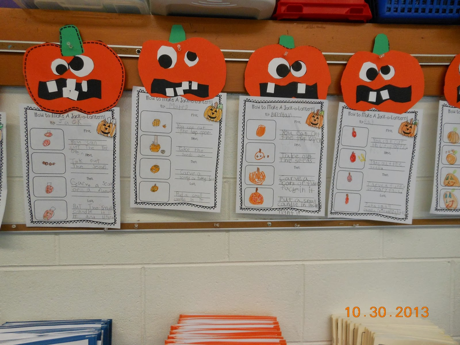 Dew Drop Into First Grade Halloween Fun In First Grade