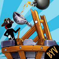 The Catapult: Clash with Pirates Mod Apk