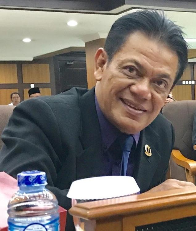 Anggota DPRD Jabar Dapil 13 Hadiri HUT ke8 Kab. Pangandaran dan  Dukung