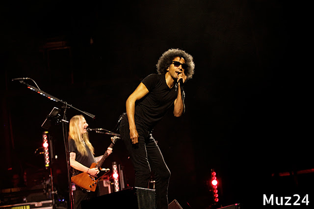 Alice in Chains в клубе Adrenaline Stadium