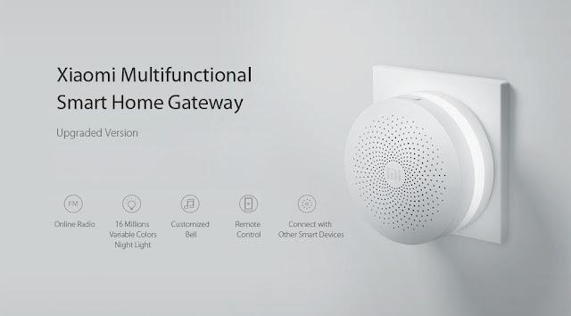جهاز XIAOMI Multifuncional الذكي | متعدد الوظائف