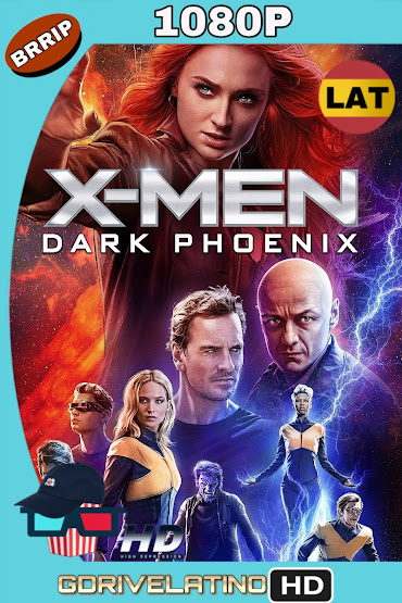 X-Men: Dark Phoenix (2019) BRRip 1080p Latino-Ingles MKV