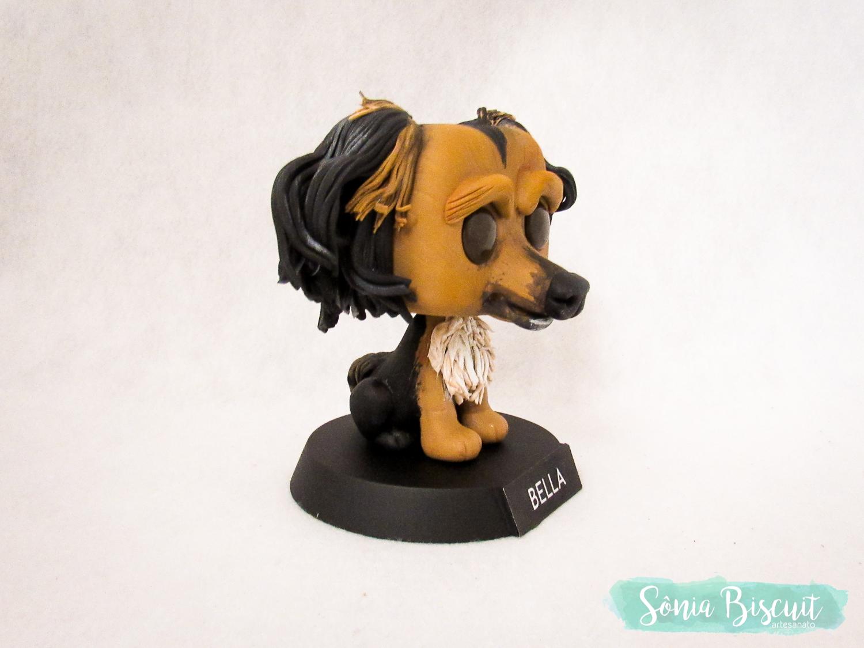 Funko, Funko Personalizado, Funko Biscuit, Sonia Biscuit, Funko Cachorro, Funko Pet, Cachorro
