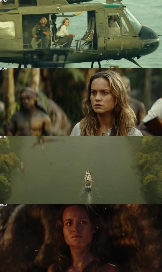 Kong Skull Island 2017 BluRay 720p 480p Dual Audio Hindi English Full Movie Download