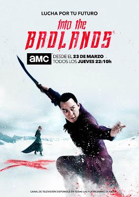 Into The Badlands (TV Series) S02 DVD R1 NTSC Sub