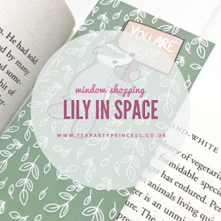 Window Shopping: Lily in Space