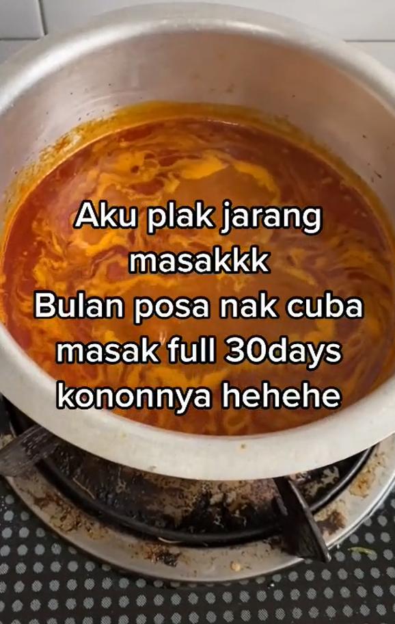 Gulai Ayam 1