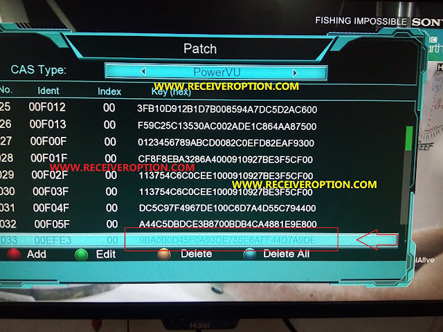 1507G AND 1506G MULTI MEDIA HD RECEIVERS AUTO ROLL POWERVU KEY NEW SOFTWARE