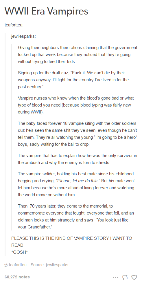 WWII Era Vampires