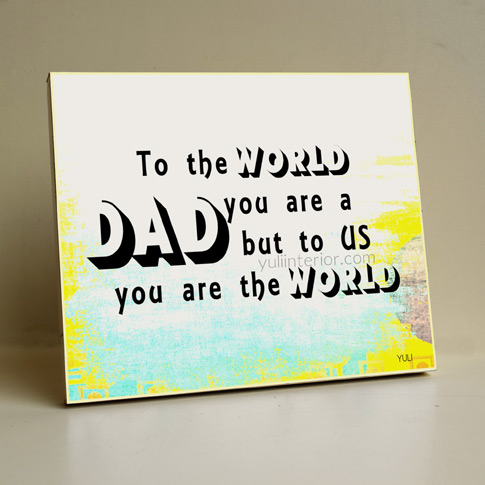 Tabletop Gift for Dads, Father's Day Gift Ideas in Port Harcourt, Nigeria