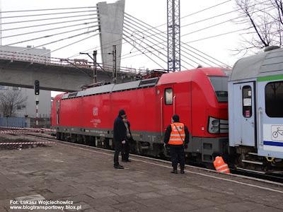 Siemens Vectron DC, DB Schenker Rail Polska, PKP Intercity