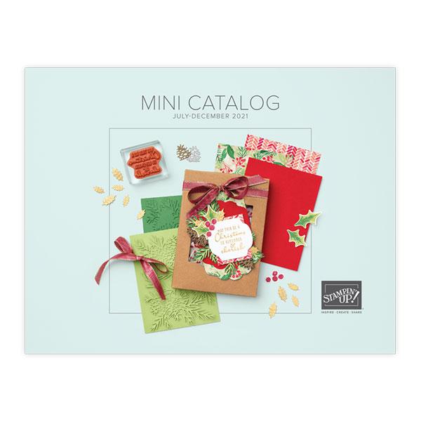 Stampin' Up Mini Catalog