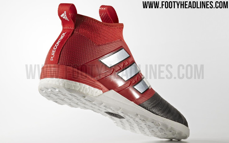 size 40 ef17f a3e11 Adidas Ace Tango 17+ PureControl Red Limit - Features