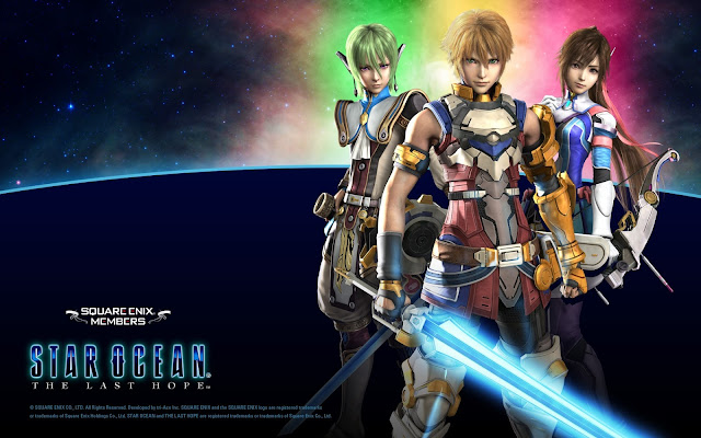 Star Ocean Wallpapers 2