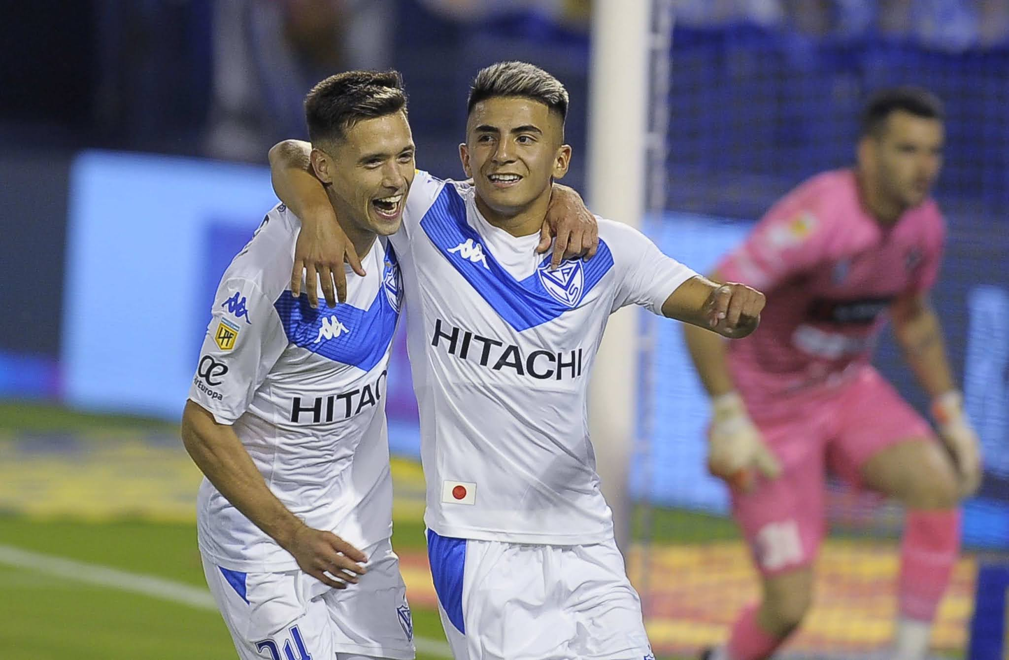 Vélez Patronato resumen del partido