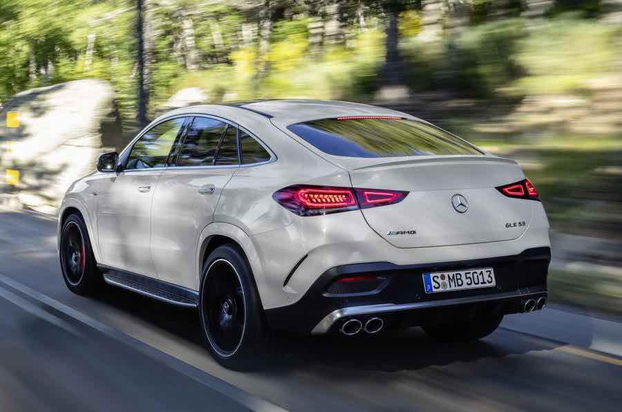 Đánh Giá Xe Mercedes GLE Coupé Vs BMW X6 Có Gì Ở Phiên Bản Mới 2020