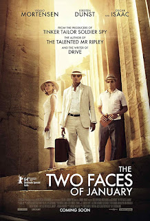 The Two Faces of January (2014) Hindi Dual Audio BluRay | 720p | 480p