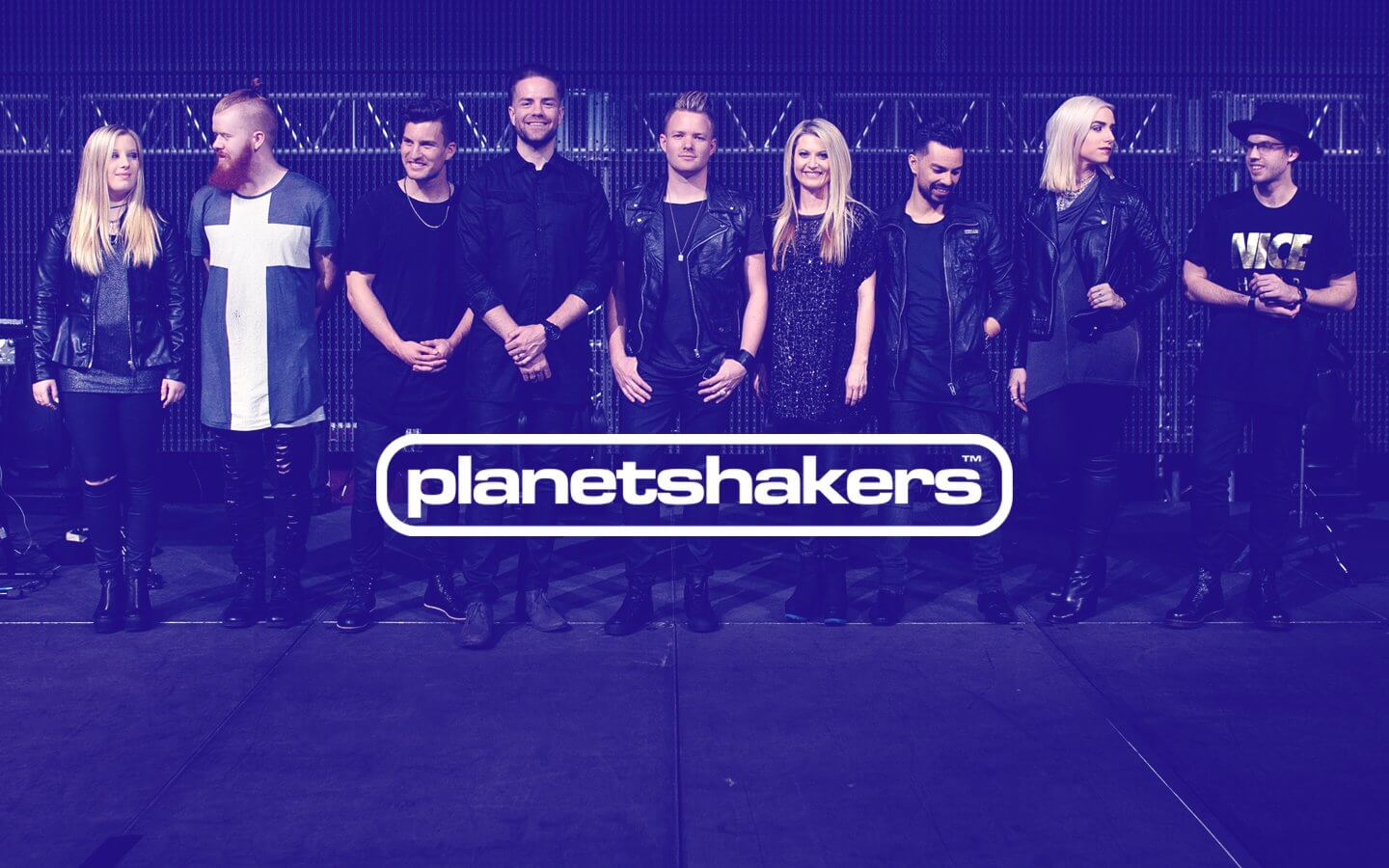 Planetshakers-band