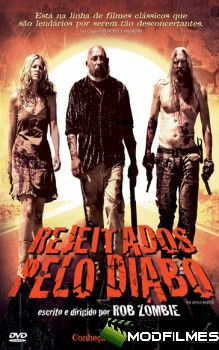 Capa do Filme Rejeitados Pelo Diabo