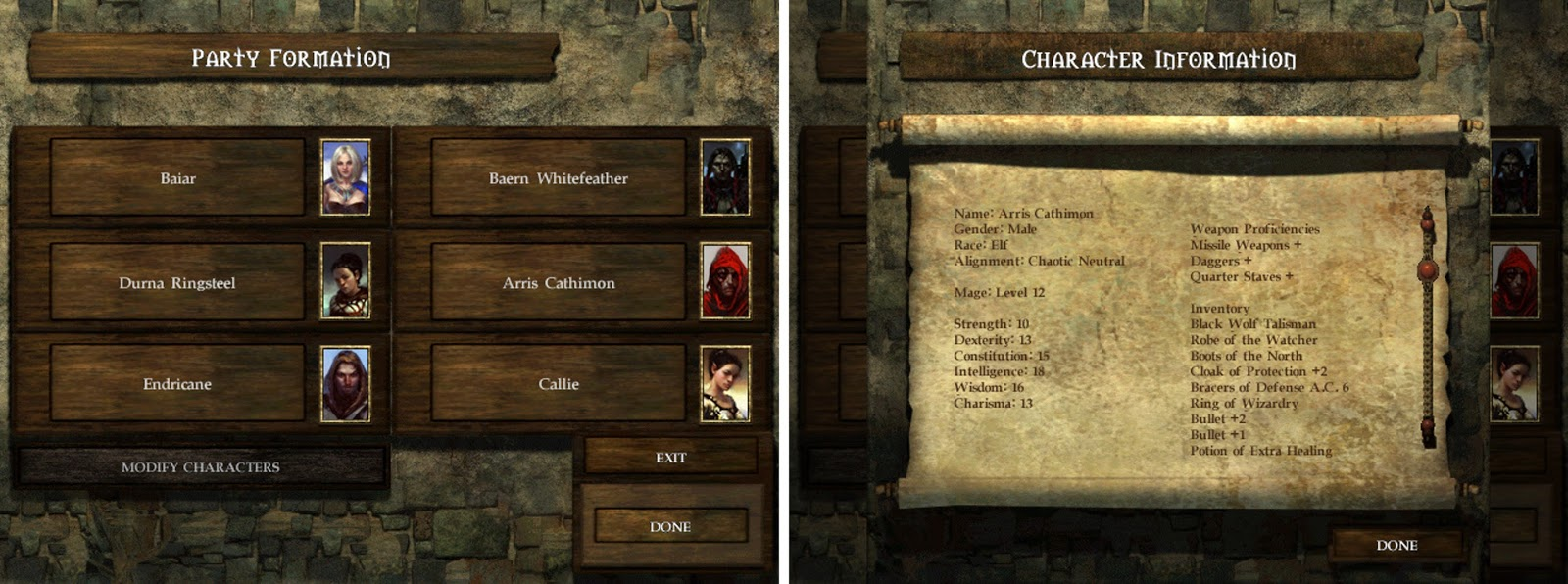 Icewind Dale Enhanced Edition v1 4 and v2 4 Review | Lilura1