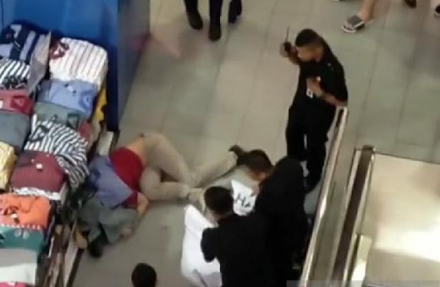 Pria Jatuh dari Lantai 7 Mal Medan Diduga Sengaja Lompat Lantaran Diputus Pacar