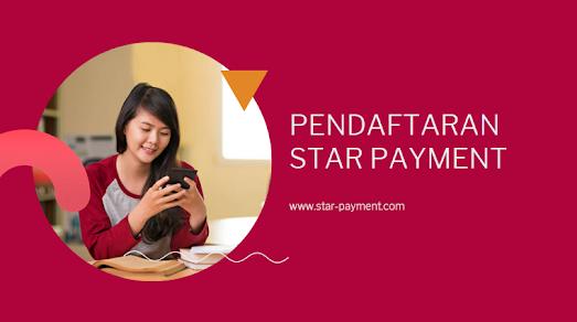 Pendaftaran Star Pulsa payment