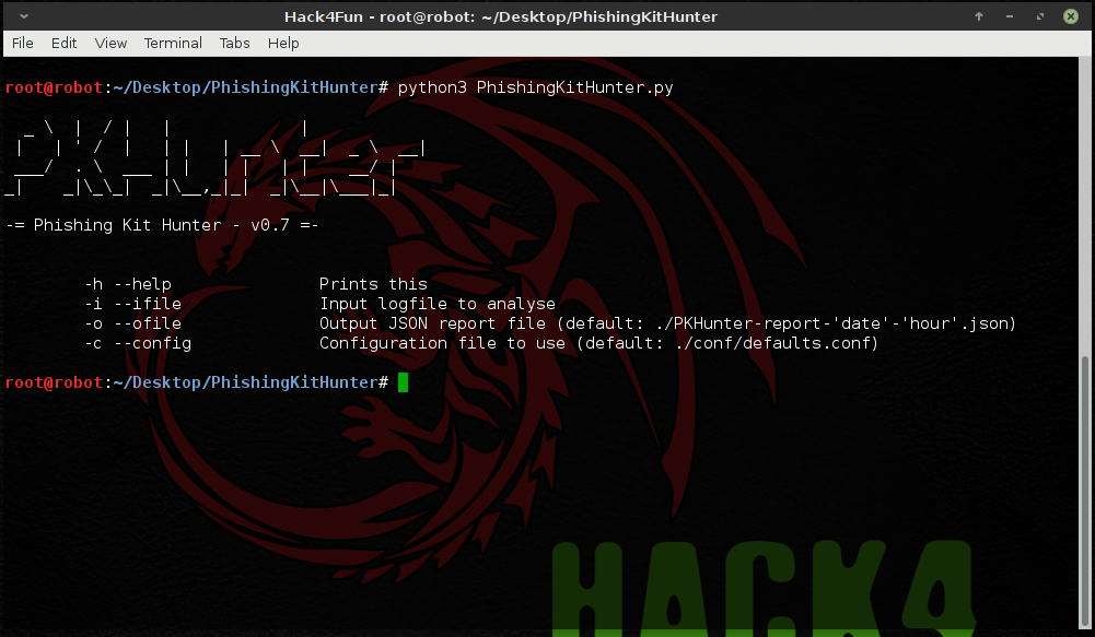HACK4NET 🤖 Pentest Tools and News