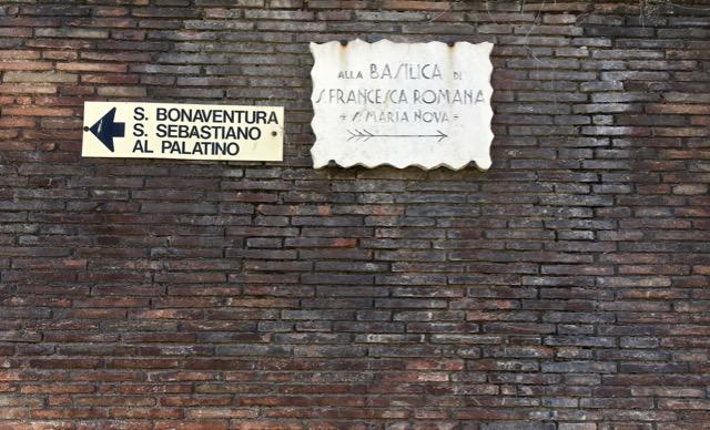 Santa Francesca Romana - Rome's Patron Saint of Drivers