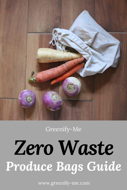 Zero Waste Produce Bags Guide
