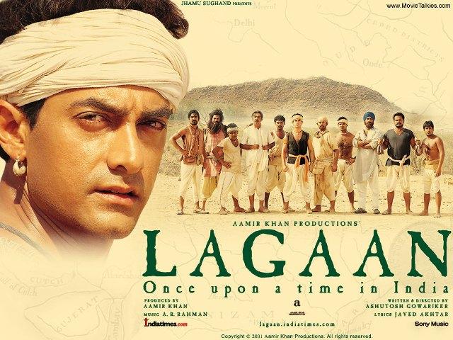 Lagaan: Once Upon a Time in India Film India Terbaik Terbaru yang Wajib Anda Tonton