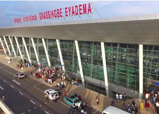 La COVID-19 a rapporté plus 600 millions de F CFA à l'Aéroport international Gnassingbé Eyadema