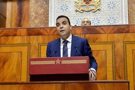"""النائب البرلماني الإفناوي مصطفى بايتاس وفضيحة """"الفار"""" التونسية بالبرلمان"""
