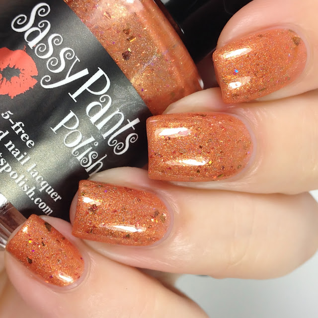 Sassy Pants Polish-Harvest Sunset
