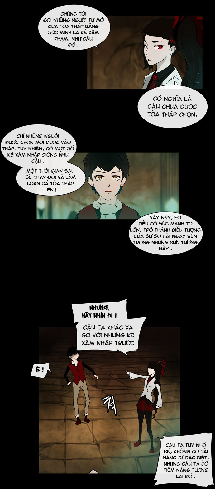 Tower of God chapter 2 trang 29